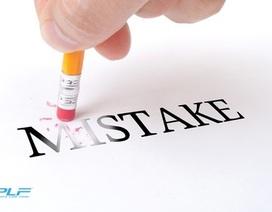 7 lỗi doanh nghiệp thường mắc phải khi chấm dứt hợp đồng lao động